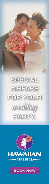 Special Airfare for Your Wedding