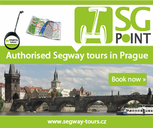 Segway výlety po Praze