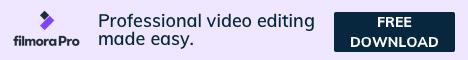 Wondershare Filmora Pro Video Editor
