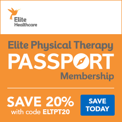 Image for Save 20% on a Physical Therapy Passport with code ELTPT20 at checkout