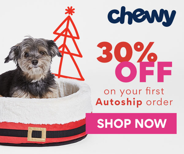 30% off Your First Autoship Holiday