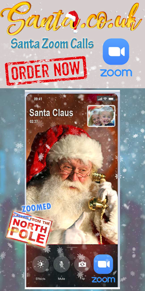 Get some face time with santa