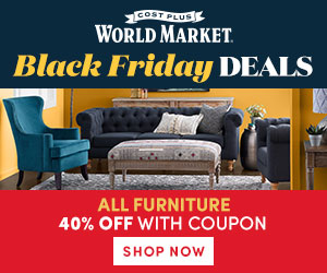40% Off Furniture plus FREE Shipping $200+ with code: FURNDEAL