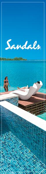 SANDALS Resorts (160 x 600)
