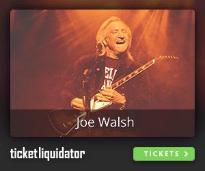 Joe Walsh tickets