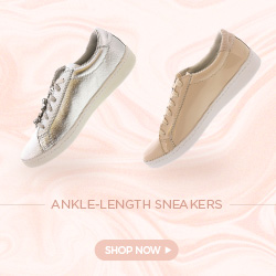 Ankle-Length Sneakers