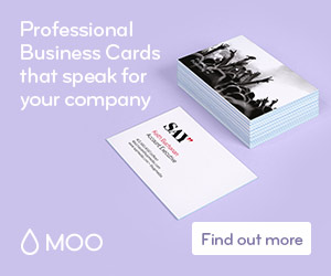 MOO for Business, an account management service for small businesses.