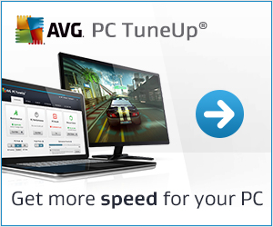 NEW AVG PC Tuneup! offers