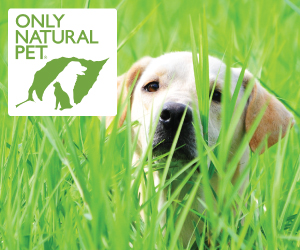 Only Natural Pet Banner