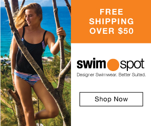 Swim Spot Promo Code - Free Shipping on $50