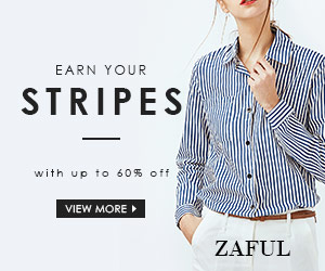Zaful Promo Code up to 60% off Women's Fashion