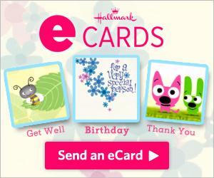 Hallmark eCards Send a Snuggle_300x250