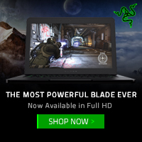 The New Razer Blade - Full HD