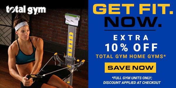 Total Gym TV - 600 x 300