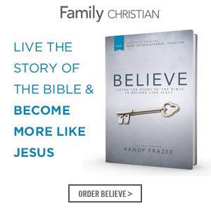 New from Randy Frazee - Believe