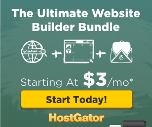 If you are interested in earning money during adulting through blogging, the first thing you need is a hosting provider like HostGator.