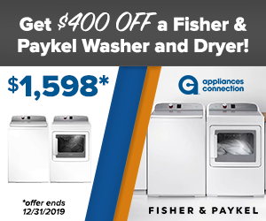 Fisher Paykel Laundry Pair Sale - ApplianceConnection.com