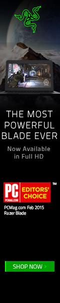 The New Razer Blade - Full HD