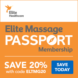 Image for Save 20% on a Massage Therapy Passport with code ELTMG20 at checkout