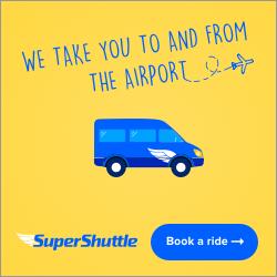SuperShuttle USA le service de transfert partagé États-Unis