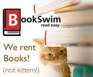 Rent bestseller books from BookSwim!