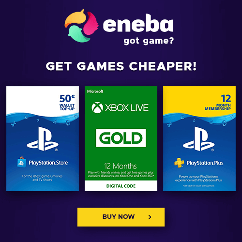 Get console gift cards cheaper!