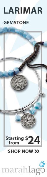 Marahlago Larimar Jewelry