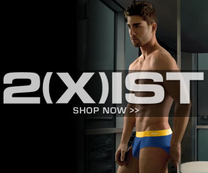 2(x)ist Men's Underwear & Swimwear