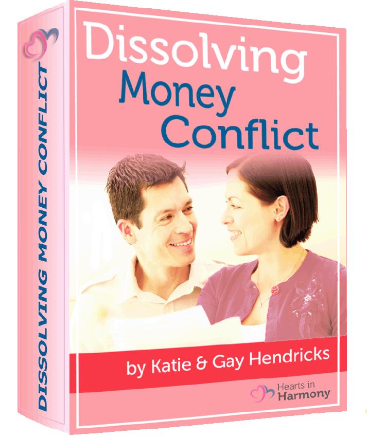 Dissolving Money Conflict - $47/sale in commission