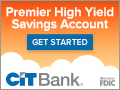 CIT Bank: $100 Cash Bonus w/Open a Savings Account Deals