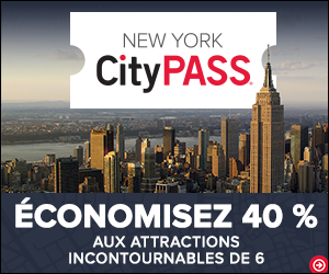 New York City Pass 5 attractions