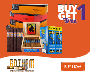 Buy One Get One Free one over 50 of the most popular cigarillo, little cigars, filtered cigar brands