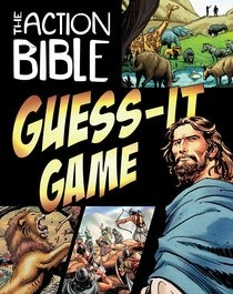Action Bible Guess-It Game, games, kids, action Bible
