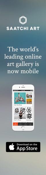 Saatchi Art iPhone App - 160x600