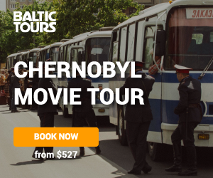 Exclusive Chernobyl 4-Day Movie Tour from $527