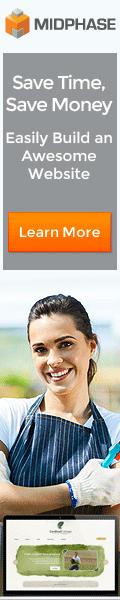 20% off Midphase Website Builder