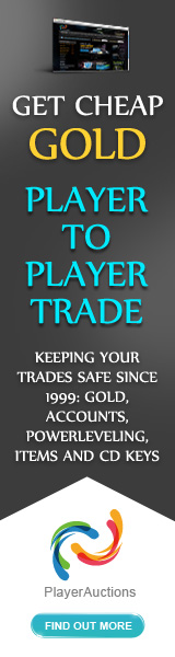 Get Cheap Gold - Player to Player Trade