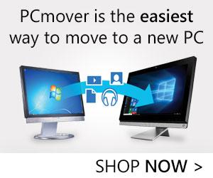 Outils de migration PCmover Professional