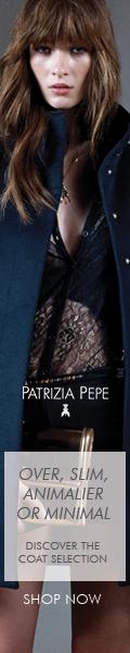 Patrizia Pepe skyscraper 120x600 2012