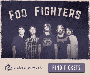 Foo Fighters Tickets