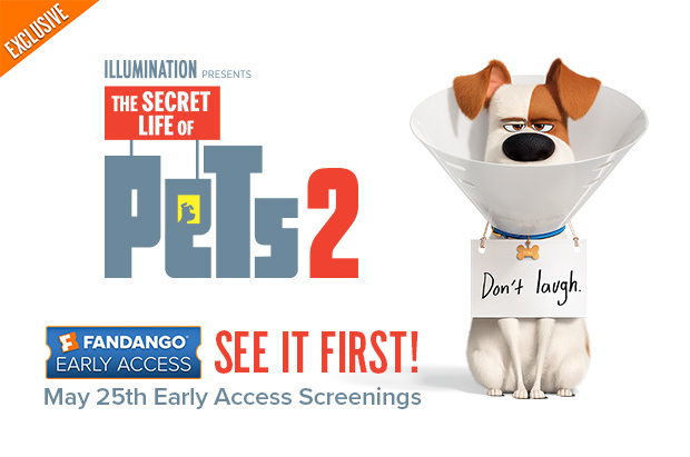 620x411 Fandango Early Access: The Secret Life of Pets 2 Gift with Purchase