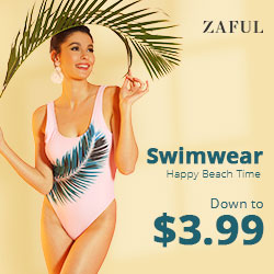 ZAFUL, Fashion, Swimwear Promotion
