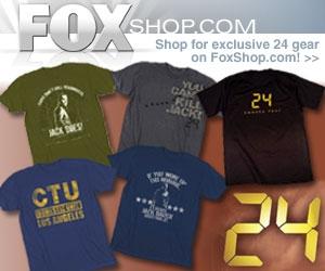 24/Jack Bauer on FOXshop.com - Shop now!