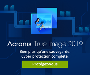 Image for FR Acronis True Image 2019 | Launch Banner