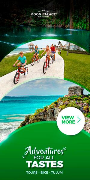 $1,500 Resort Credit en Moon Palace Cancun.