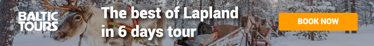 Best of Lapland in 6 Days Tour