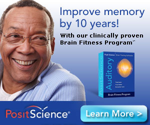 Improve Memory by 10 years