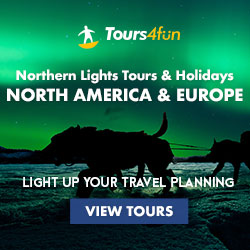 Best Places to See Northern Lights: Get up to 15% off tours