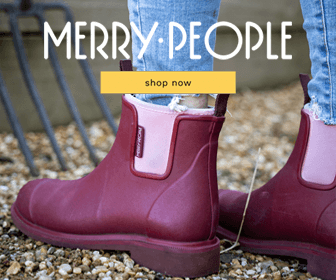 Merry People Mustard Boots