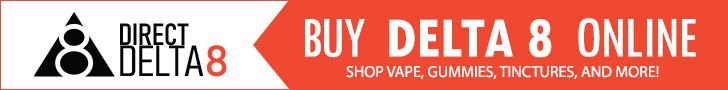 Get Delta 8 Online! Vape, Tinctures, Gummies and more!